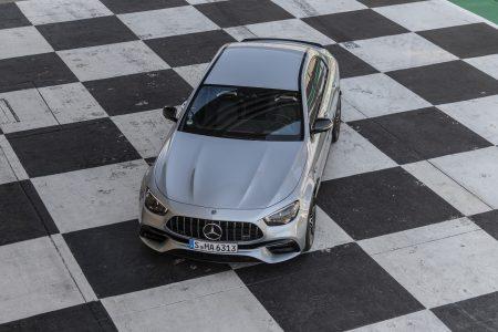Mercedes-AMG E63S Saloon (8)