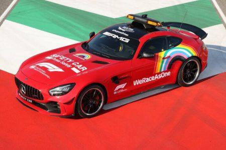 Mercedes-AMG GT R Formula One Ferrari (2)