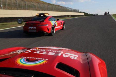Mercedes-AMG GT R Formula One Ferrari (5)