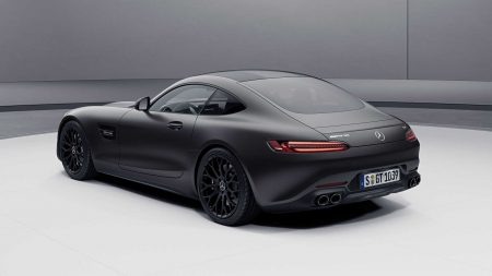 Mercedes-AMG GT Stealth Edition (1)