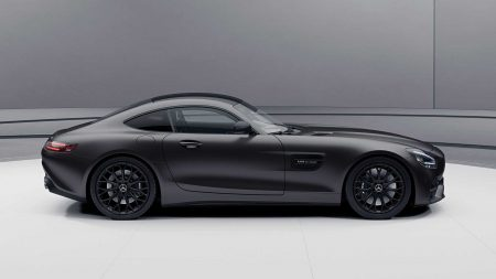 Mercedes-AMG GT Stealth Edition (8)