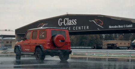 Mercedes-Benz G-Class Graz (9)