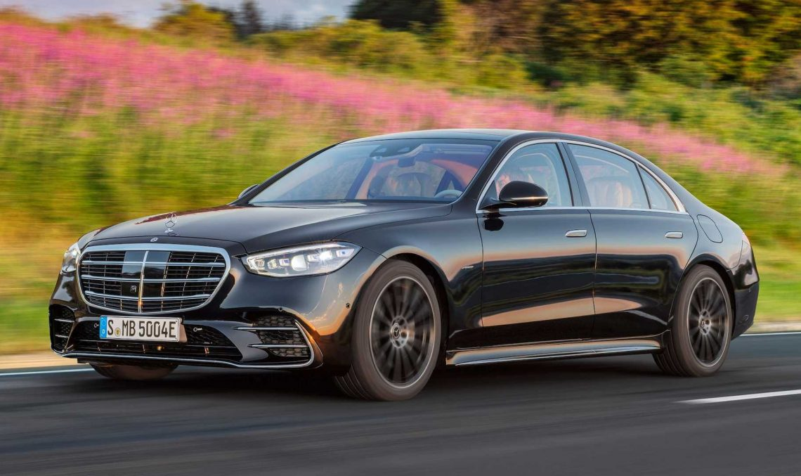 Mercedes-Benz S580e Plug-In Hybrid quietly launches in Europe. Official figures