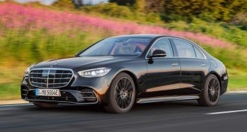 Mercedes-Benz S 580 e Plug-In Hybrid quietly launches in Europe. Official figures