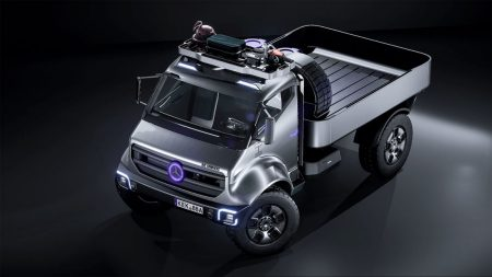 Mercedes EQ Unimog (5)
