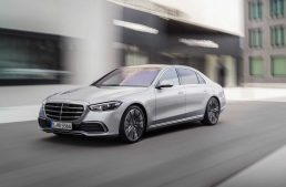 OFFICIAL: The new Mercedes S-Class is here. PHOTO GALLERY