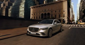 The market campaign of the new Mercedes-Benz S-Class is ready to launch