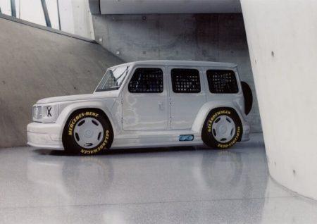 Project Geländewagen (2)