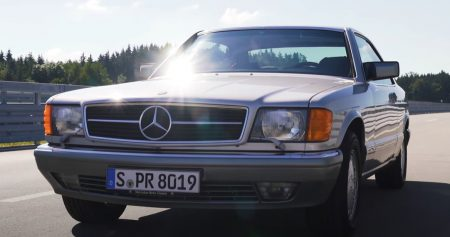iconic Mercedes-Benz models 0-60 mph (9)