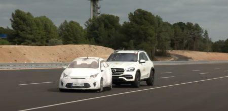 Euro NCAP Mercedes-Benz GLE