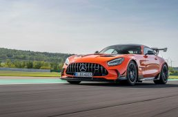 End of career for the Mercedes-AMG GT in December?