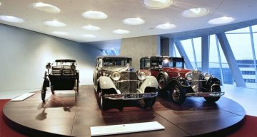 "The Mercedes-Benz 770 ""Grand Mercedes"" was the star of the 1930s"