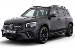 Mercedes-Benz GLB by Brabus comes straight from the dark side