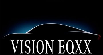What is the Mercedes-Benz Vision EQXX and when will we get to see it?