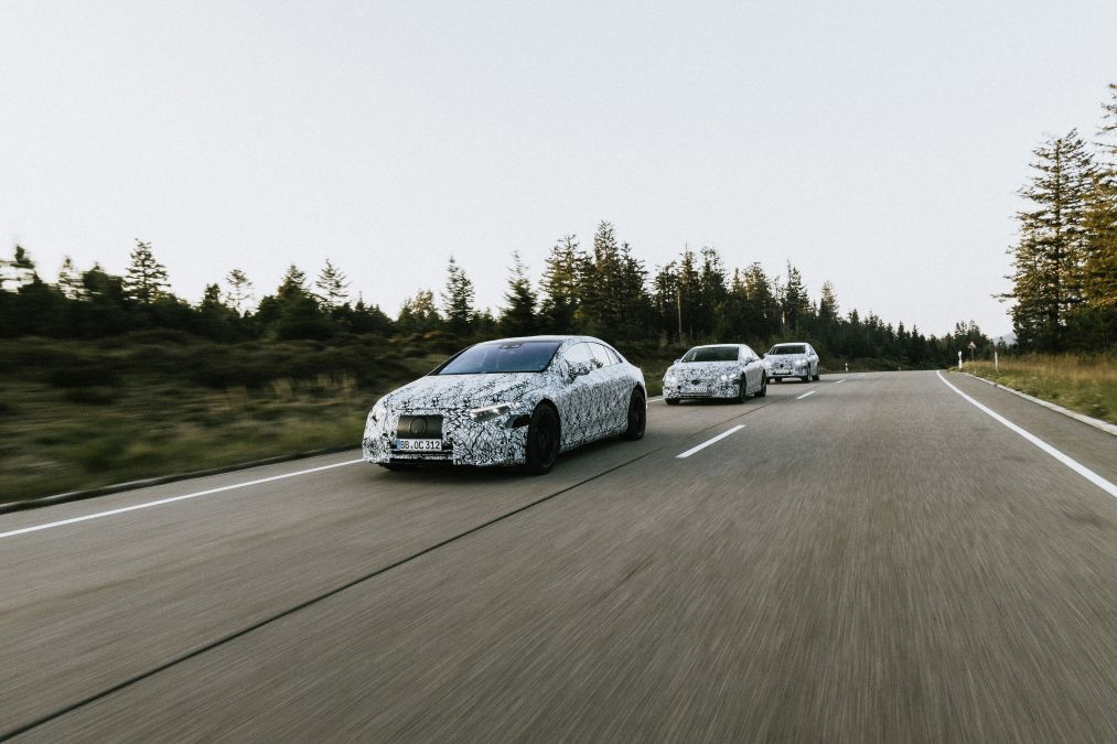 Official confirmation: Mercedes EQE, EQE SUV, and EQS SUV (with video)
