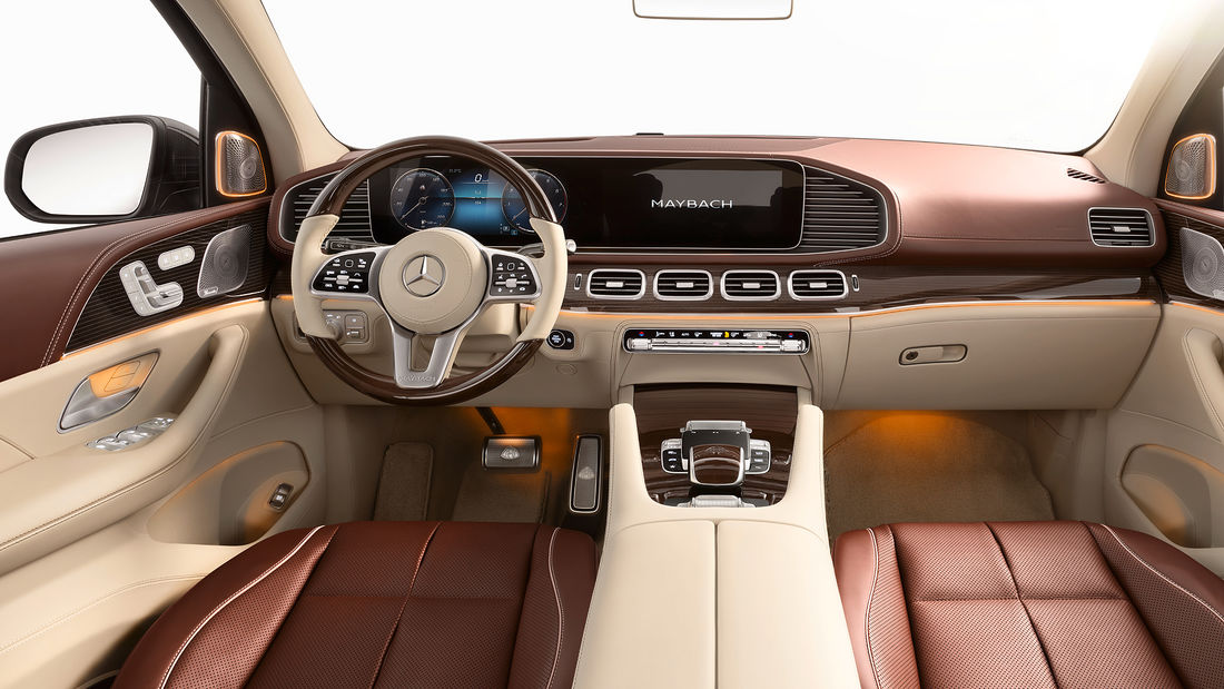 Mercedes Maybach Gls 600 From 156 000 Euro