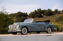 Jazz queen Ella Fitzgerald's gorgeous Mercedes-Benz 300D Cabriolet is for sale