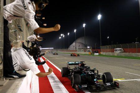 Lewis Hamilton Bahrein
