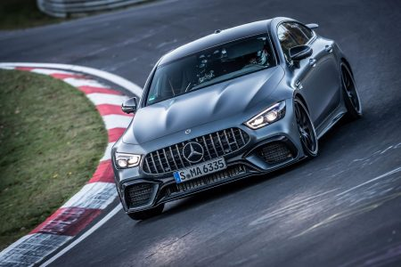Mercedes-AMG GT 63 S 4MATIC+ 4-Door Coupe Nurburgring (5)