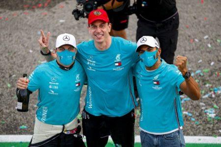 Mercedes-AMG Petronas World Championship title (12)