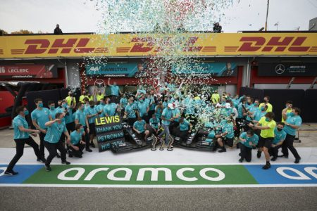 Mercedes-AMG Petronas World Championship title (14)