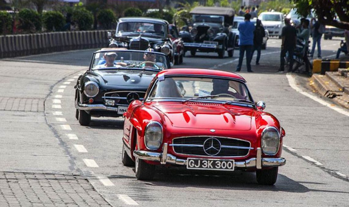 Mercedes-Benz Classic Car Rally 2020 will happen in December despite pandemic restrictions