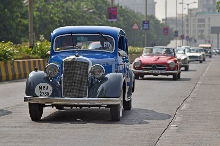 Mercedes-Benz Classic Cars Rally 2020 (3)