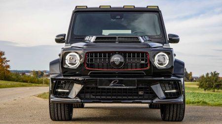 Mercedes-Benz G-Class by Lumma Design (2)