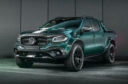 Carlex Design redesigns the Mercedes-Benz X-Class. Again