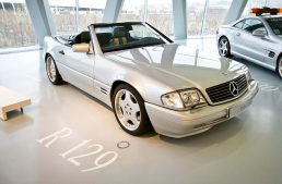 Did Mercedes-Benz want to replace the steering wheel with joysticks 22 years ago?