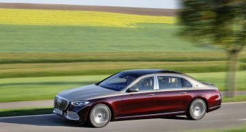 Sales start Mercedes-Maybach S-Class from May 2021