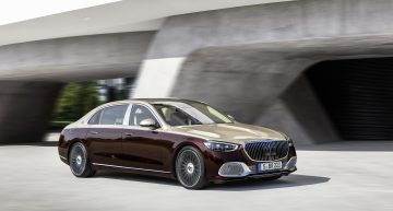 The new Mercedes-Maybach S-Class – Official data and photos