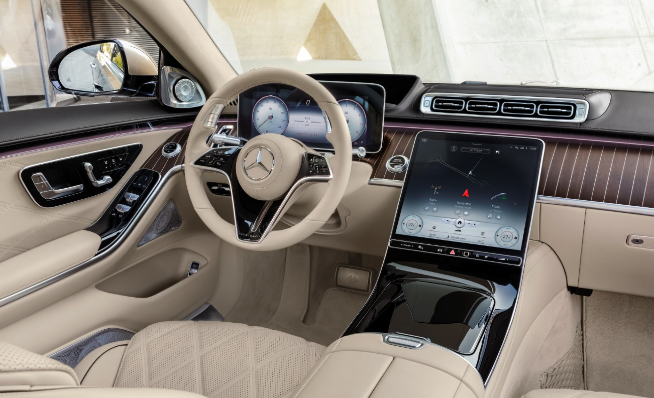New Mercedes-Maybach S-Class (1)