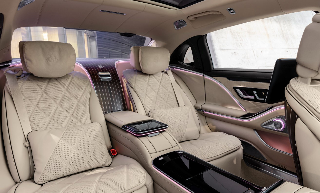 New Mercedes-Maybach S-Class (2)