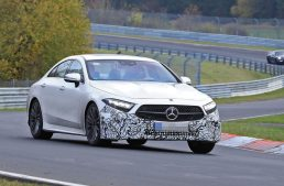 Mercedes CLS facelift: new PHEV versions and refreshed interior