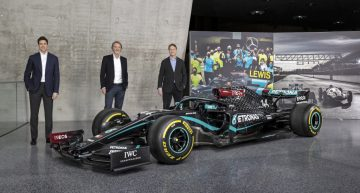 Toto Wolff signs 3-year deal with Mercedes and INEOS becomes the third equal shareholder