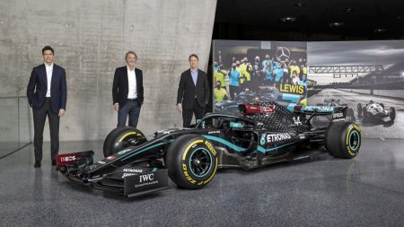 Toto Wolff Formula 1 INEOS