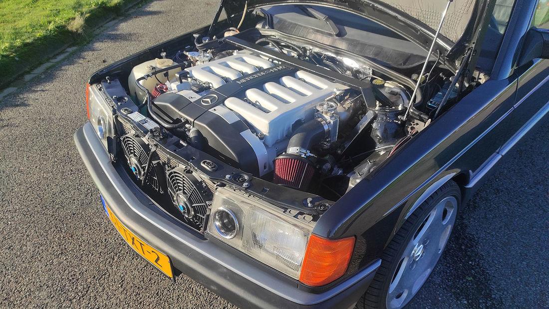 Mercedes 190E V12