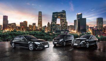 Premium Ride-Hailing Service StarRides operates across China