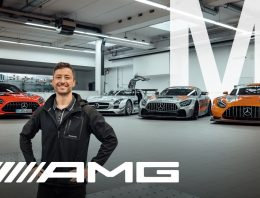 10 years of Mercedes-AMG Customer Racing. Insights into the production line