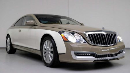 Maybach 57S Coupe (1)