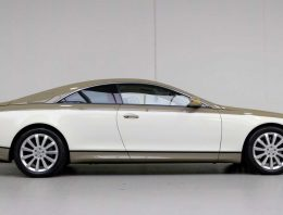 Rare Maybach 57S Coupe is for sale for a phenomenal price