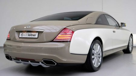 Maybach 57S Coupe (4)