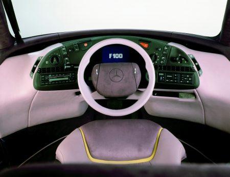 Mercedes-Benz F 100