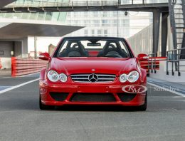 Rare Mercedes CLK DTM AMG Cabriolet set to head auction