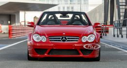 Rare Mercedes CLK DTM AMG Cabriolet set to head auction