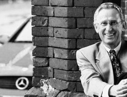Mr. Mercedes, Jurgen Hubbert, died at the age of 81