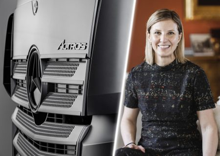 Karin Rådström Mercedes-Benz Trucks