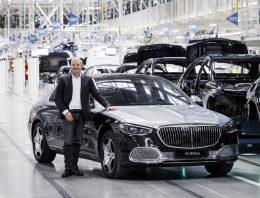 Mercedes-Benz reaches impressive milestone. This is the car no. 50,000,000