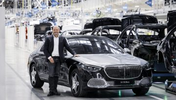 Mercedes-Benz reaches impressive milestone. This is the car no. 50,000,000